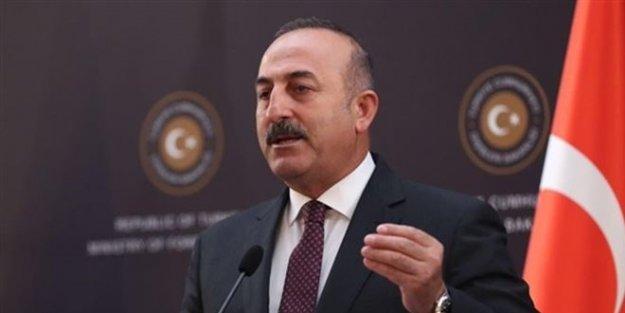 Bakan Çavuşoğlu: 'Bizim Kürt kardeşlerimizle bir sorunumuz yok!'