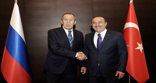 Rus Dışişleri Bakanı Lavrov'dan Golan Tepesi açıklaması