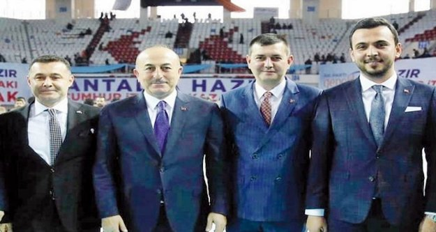 Bakan Çavuşoğlu, Yücel'in yürüyüşüne katılacak