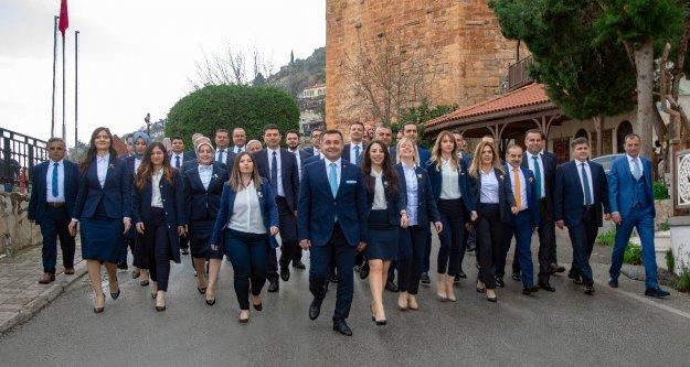 Başkan Yücel'den 'Gelecek' yürüyüşüne davet