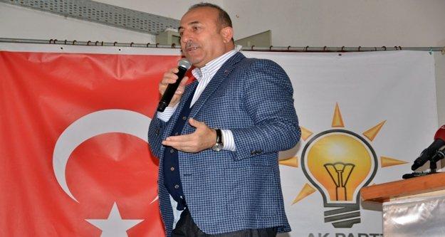 """Çavuşoğlu: 'Cumhur İttifakını sadece seçimler için kurmadık"""""""