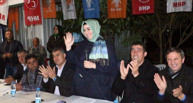 """Çelik: 'Antalya ile ilçelerimiz yeni dönemde şaha kalkacak"""""""