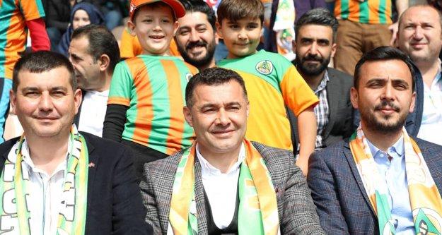 Cumhur İttifakı'ndan Alanyaspor'a tam destek