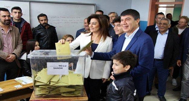 """Cumhur İttifakı'nın Adayı Türel: 'Şimdi son söz milletin"""""""