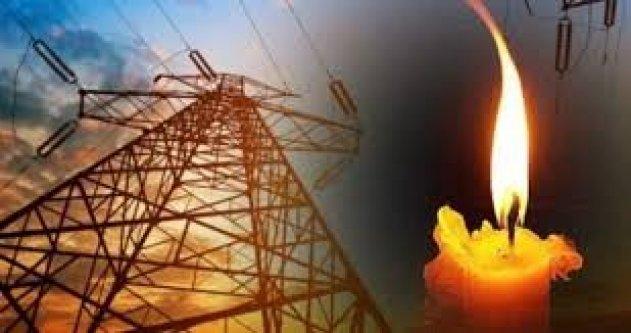 Dikkat! Alanya'nın birçok mahallesinde elektrik kesilecek