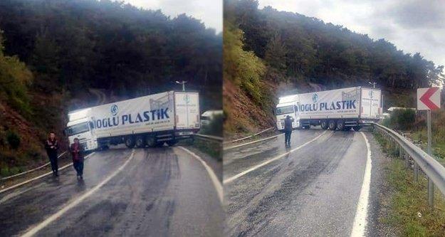 Gazipaşa'da korkunç  kaza!