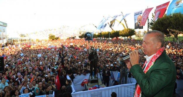 İşte Erdoğan'ın Alanya ve Antalya vaatleri