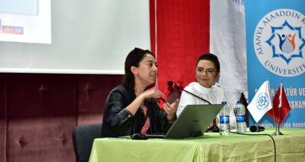 Kadın girişimciler ALKÜ'deydi
