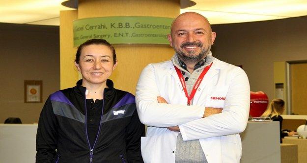 Karaciğer koruyucu cerrahi işlemle iyileşti