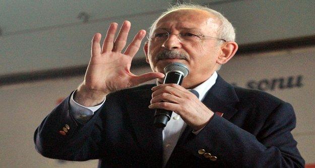 Kılıçdaroğlu: Bay Kemal olmak kolay değil!