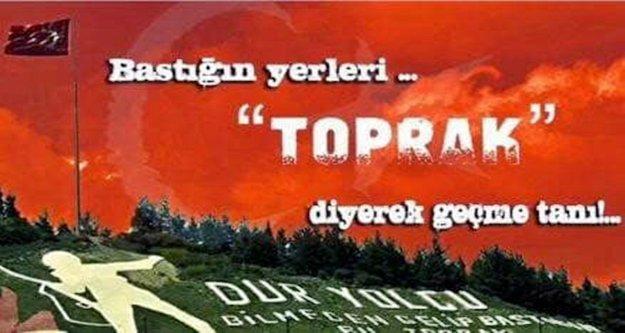 MHP'li Türkdoğan'da 18 Mart mesajı