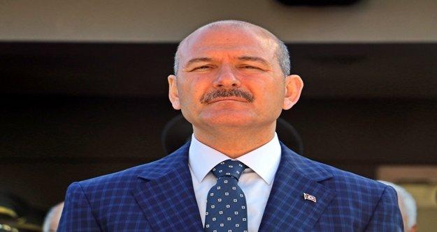 """Soylu: '13 yaşındaki çocukları Murat Karayılan hayvanına meze yapıyorlar"""""""