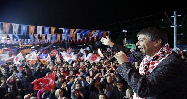 """Türel: 'Antalya geleceğine tarihi bir imza atacak"""""""