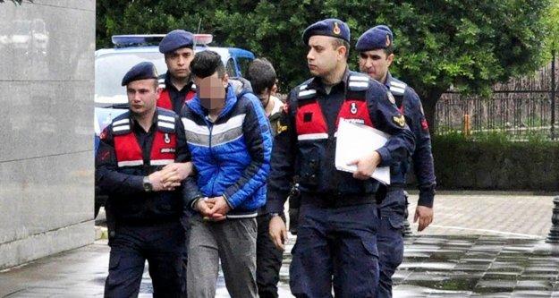 Uyuşturucudan yakalandılar, darp ve işkenceden tutuklandılar!