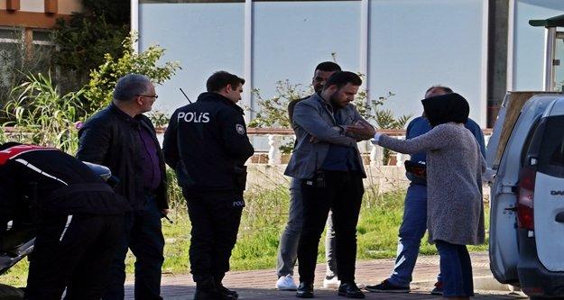 Yaz gazeteci, karısı tarafından bıçaklanan erkek mağdur!