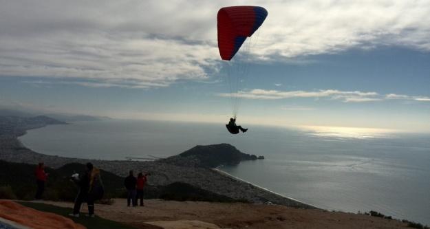 2019 Paragladıng Dünya Hedef Şampiyonası Alanya'da yapılacak