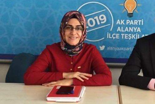 Alanya Ak Parti'de istifa şoku
