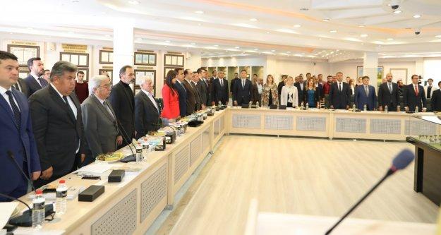 Alanya Belediye Meclisi'nde kim hangi göreve seçildi?