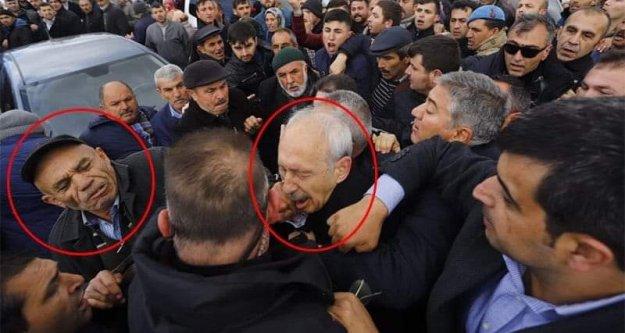 Alanya CHP'den Kılıçdaroğlu'na yapılan saldırıya kınama