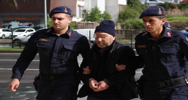 Alanya'da bacanağını öldüren zanlı tutuklandı