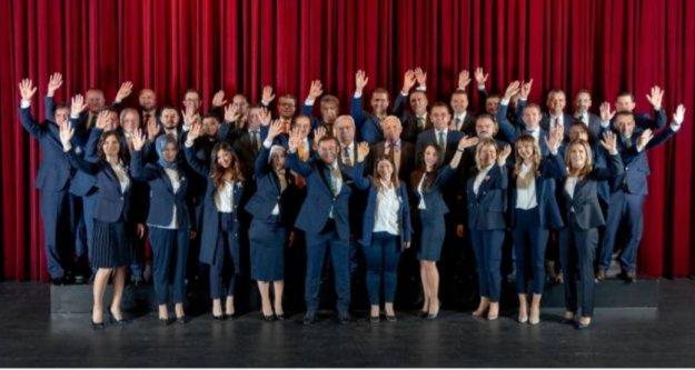 Alanya'nın yeni belediye meclisi bugün işbaşı yapıyor