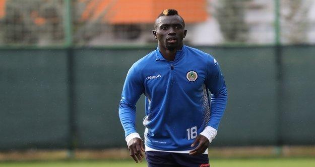Alanyaspor'un golcüsü Papis Cisse'den önemli açıklamalar