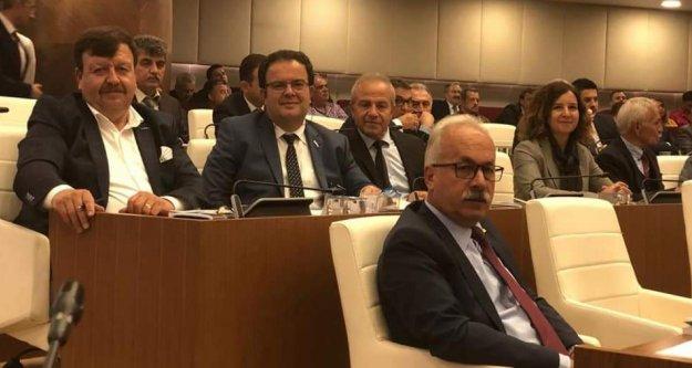 Antalya Büyükşehir İmar Komisyonu'nda 3 Alanyalı
