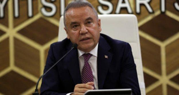 Antalya Büyükşehir Meclisi'nde neler oldu?