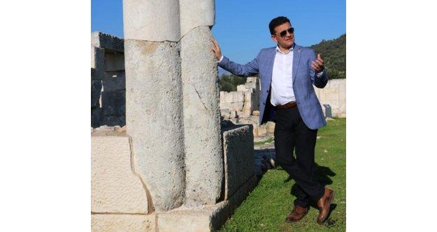 Antalya'da 16 milyon turist hedefi