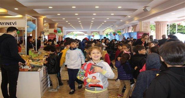Çocuk Festivaliyle Alanya şenlendi