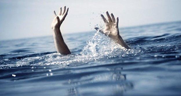 Denize giren Özbek turist boğulma tehlikesi geçirdi