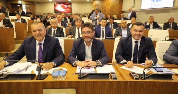 Hangi Alanyalı Antalya'da hangi komisyona seçildi?