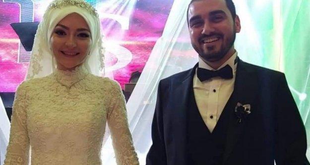 Hilal ve Selim'in düğünü Alanya'yı buluşturdu