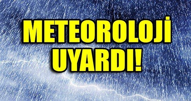 Meteoroloji'den Alanya ve çevresi için kuvvetli yağış uyarısı!