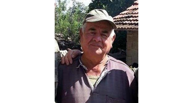 Üzerine yıldırım düşen yaşlı adam öldü