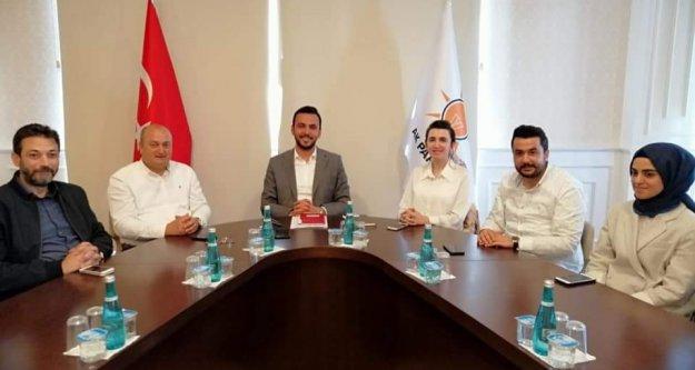 Alanya Ak Parti Yürütme Kuruluna seçim ayarı