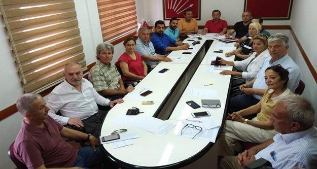 Alanya CHP'den Büyükşehirle ilgili önemli açıklama