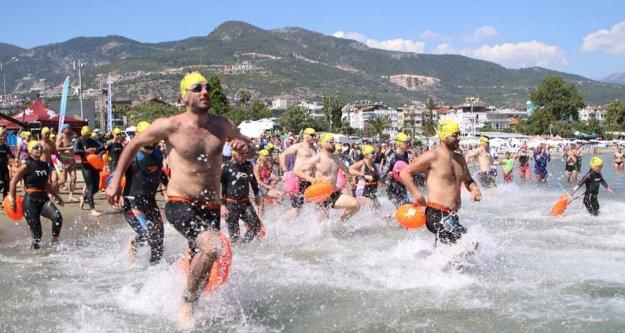 Alanya, 23 ülkeden 660 sporcuya ev sahipliği yaptı