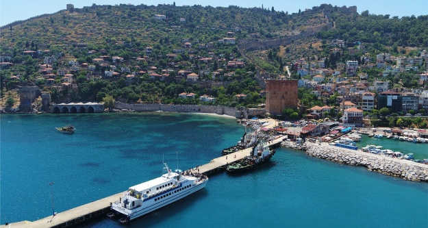 Alanya Kıbrıs seferleri başlıyor