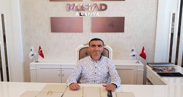 Alanya MÜSİAD'tan 29 yaş açıklaması