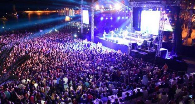 Alanya Turizm ve Sanat Festivali'ne katılacak sanatçılar belli oldu!