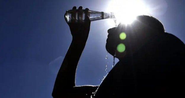 Alanya ve çevresine Afrika sıcağı uyarısı geldi