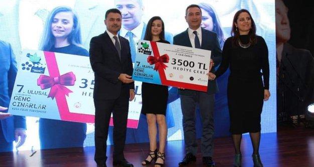 Alanya'ya Türkiye ikinciliği getirdi