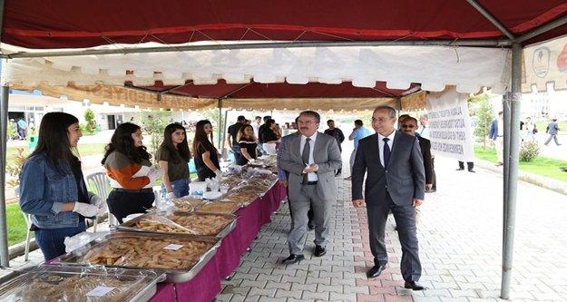 ALKÜ'den Şehit ve Gazi ailelerine destek kermesi