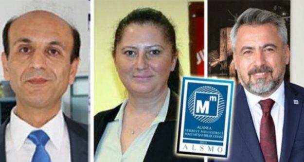 ALSMO'da başkanlığa 3 aday