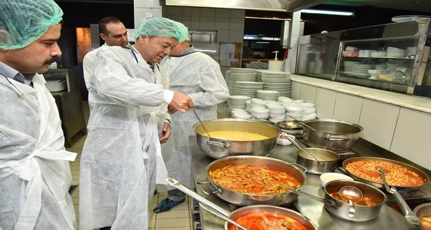 Antalya'da 13 bin işletmeye denetim yapıldı