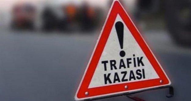Antalya'da feci trafik kazası: 5 yaralı var
