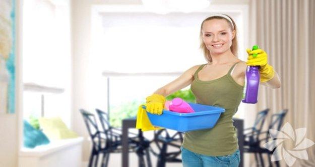 Bayram temizliği yapacaklar dikkat