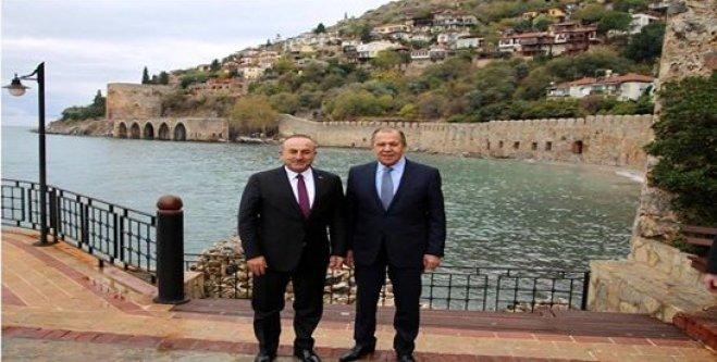 Çavuşoğlu'ndan Lavrov'a başsağlığı telefonu