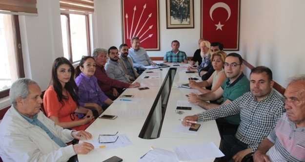 CHP'li Karadağ'dan Başkan Yücel'e şirket desteği